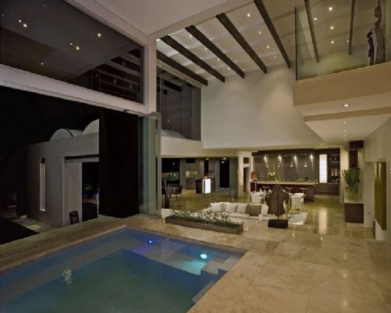 Modern home indoor pool  unique indoor home pools   Wonderful indoor pool modern design ...