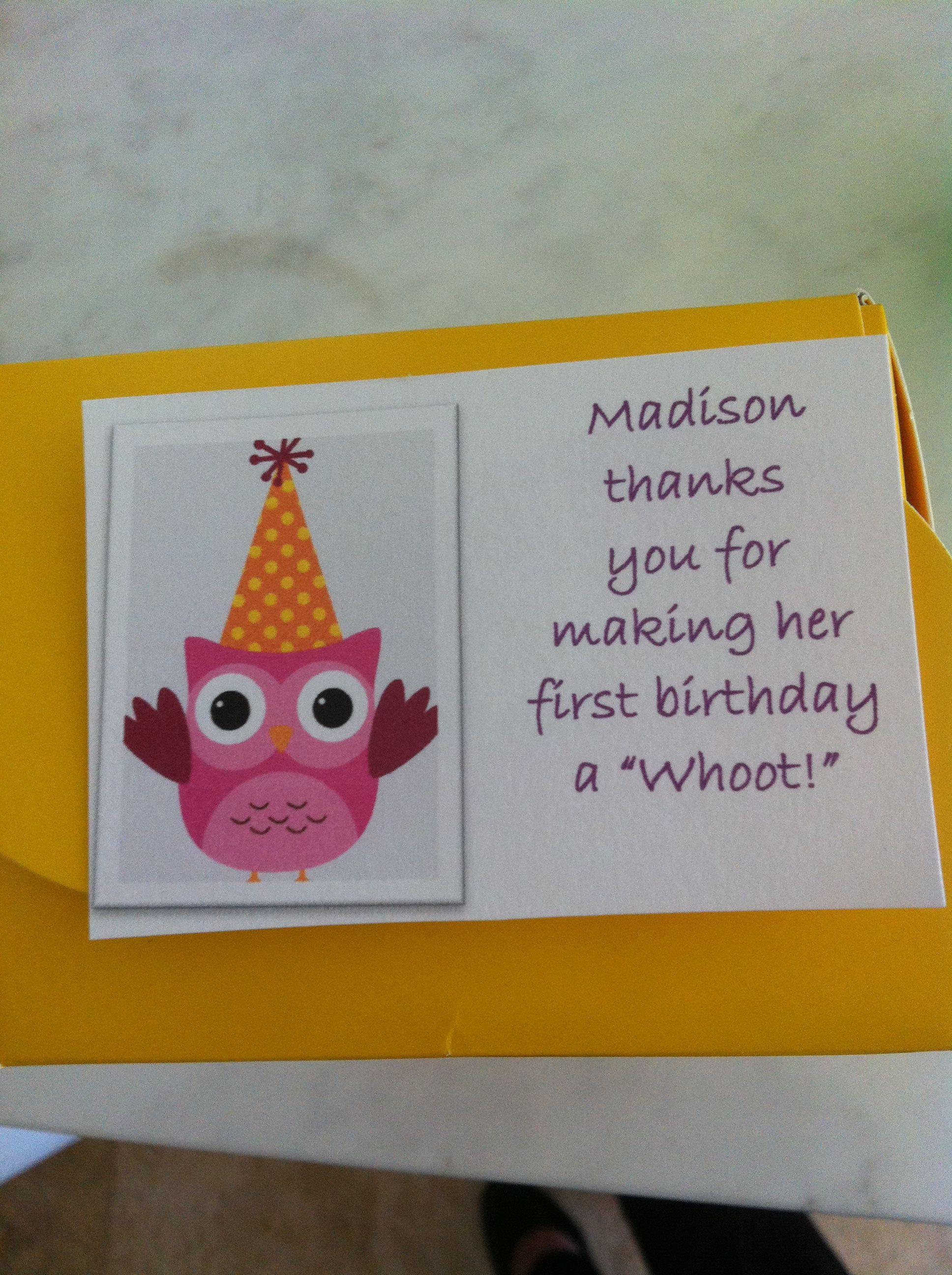 owl party favors fetes d anniversaire d hibou chouette fetes 3e anniversaire