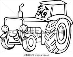 Bildergebnis Fur Silhouette Traktor Wenn Du Mal Buch Ausmalbilder Traktor Kinderfarben