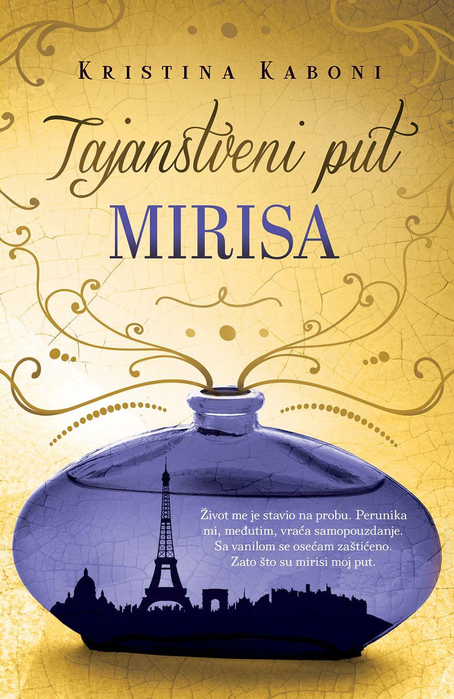 Book cover cristina caboni il sentiero dei profumi