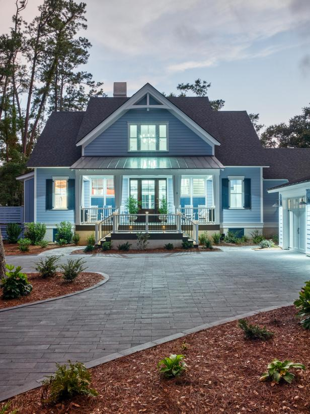 Low Country Front Porch Style Inspiration At Hgtv Dream Home 2020