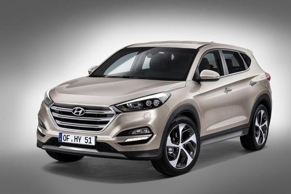 Hyundai Models 2015 >> Geneva 2015 Hyundai Tucson Automotive News Tucson Suv