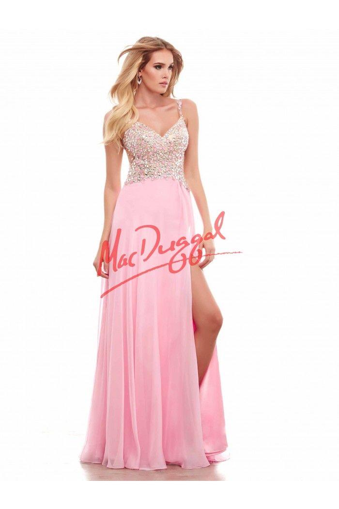 Mac Duggal 65033A | Mac Duggal Prom Dresses 2015 | Pinterest