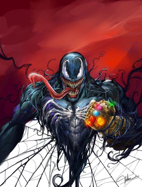 Venom by IricTran #comicbooks