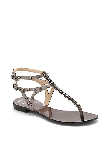 582883ad6 VINCE CAMUTO JEMILE - Strappy Studded Thong Sandal