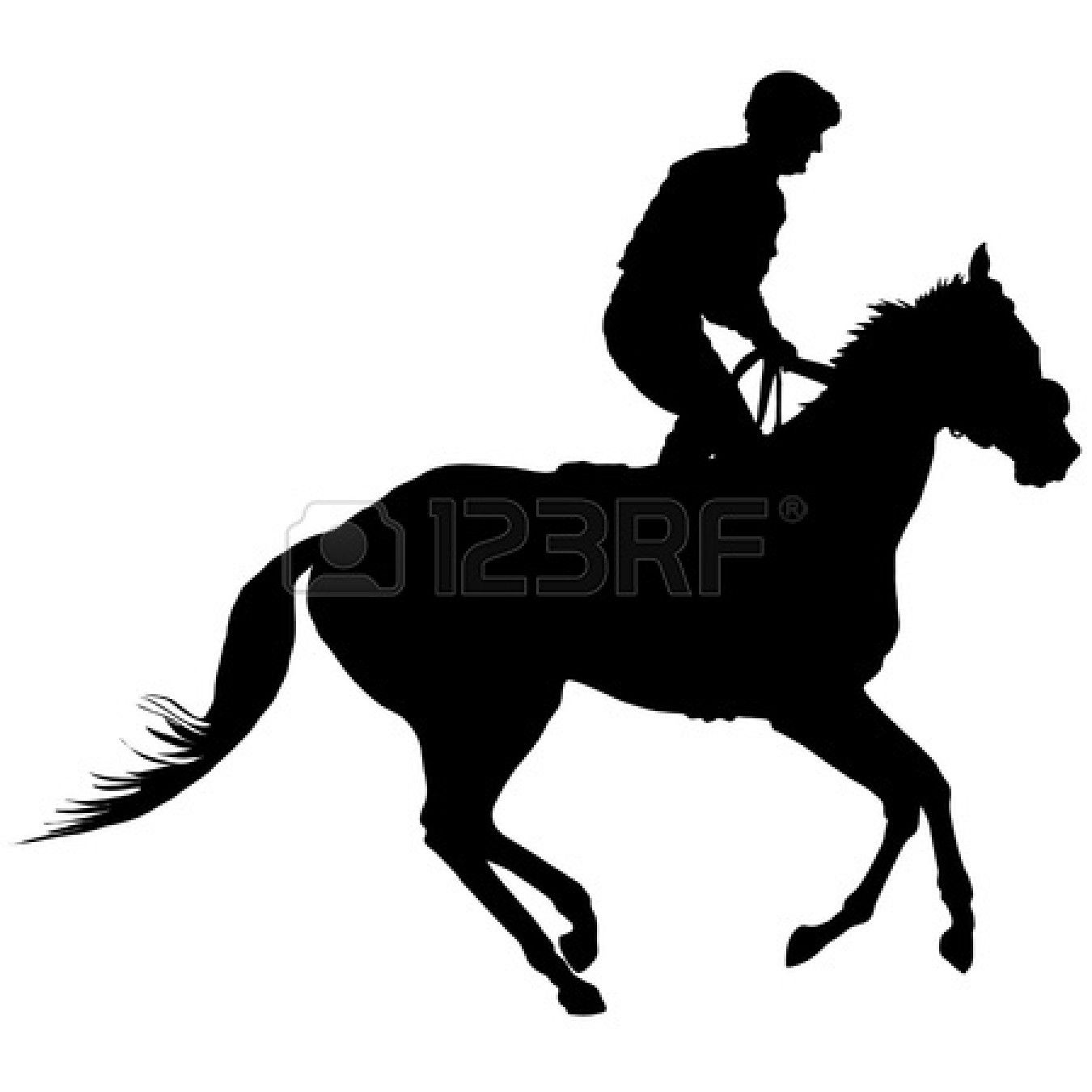 Horse Race Clipart Free Download On