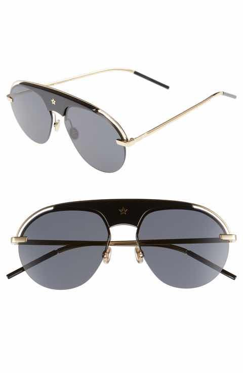 0f427c7c7f732 Christian Dior Revolution 58mm Aviator Sunglasses