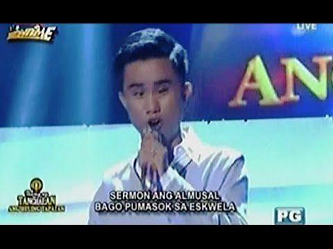 WATCH: Bind Singer Carlmalone Montecido Advances To Tawag Ng Tanghalan Grand Finals Top 5 | Pinoy Ambisyoso