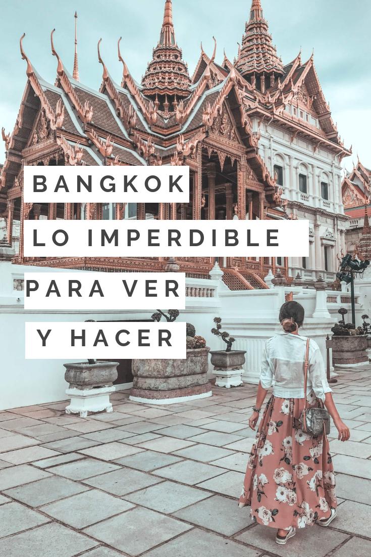 GUÍA DE VIAJE A BANGKOK | Guías de viaje | Viajes a
