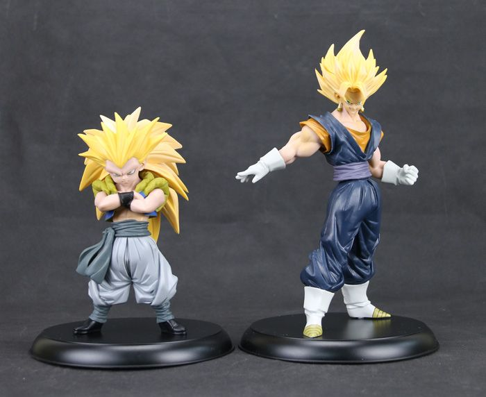Collections Anime Toy Dragon Ball Z Gogeta Figurine Figure Statues 22cm