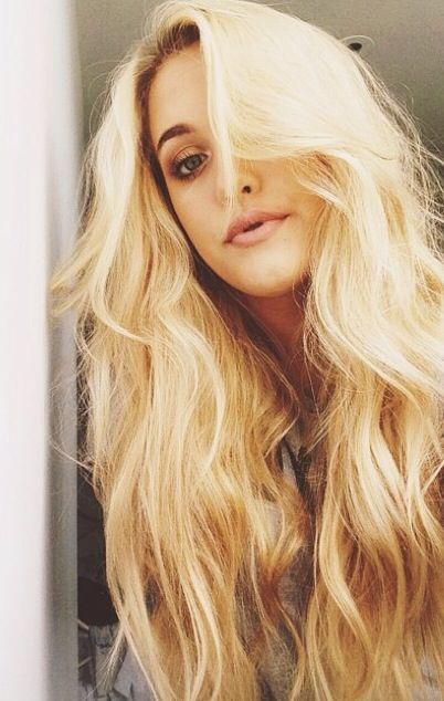 Lottie Tomlinson   Lottie's hair is perfection