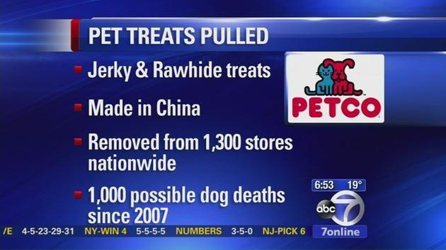 Good Job Petco Petco Dog Death Pet Treats