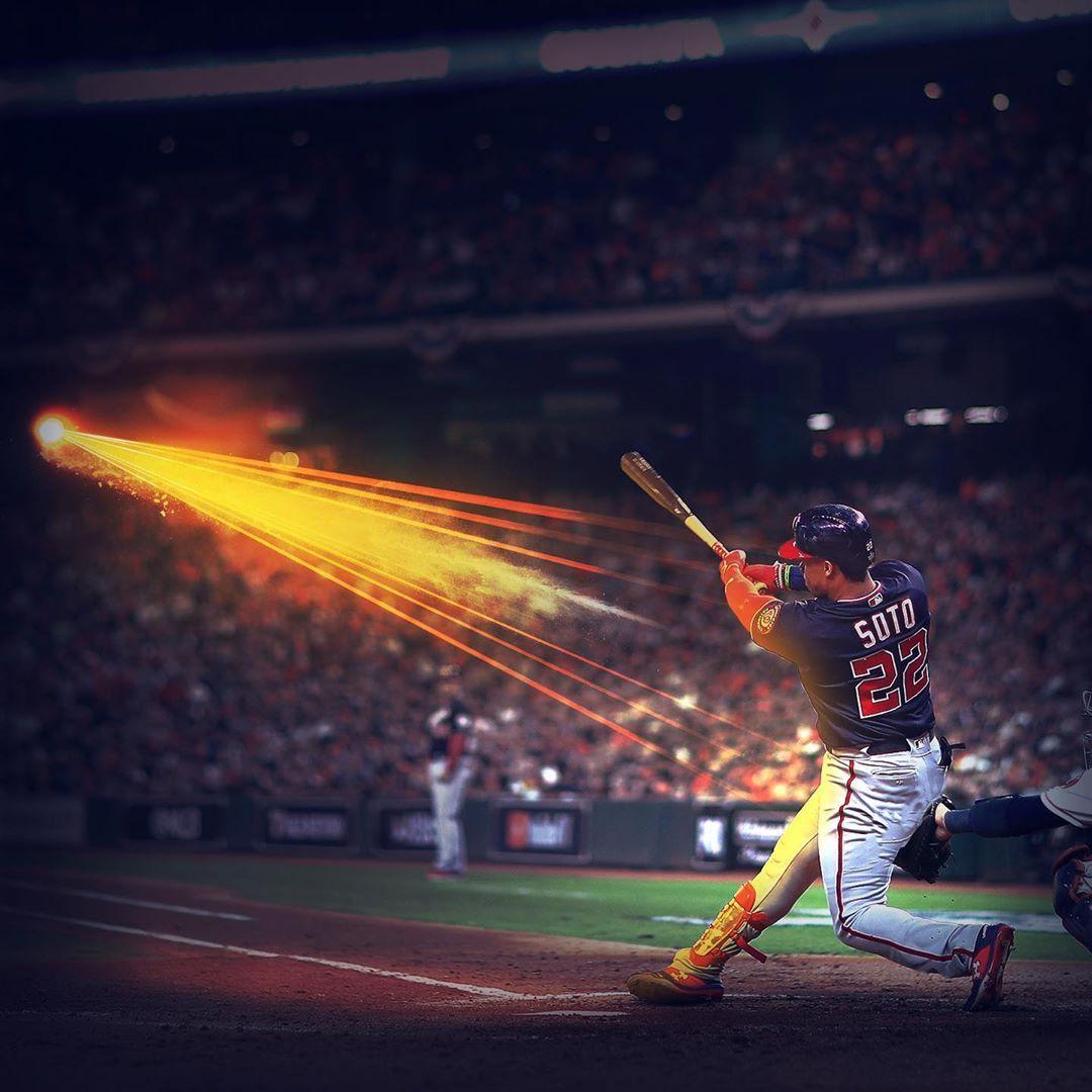 Mlb Houston Has A Problem And His Name Is Juan Soto Baseball Big4 Bigfour Big4 Bigfour Big4 Bigfour Majorlea Mlb World Series Soto Mlb