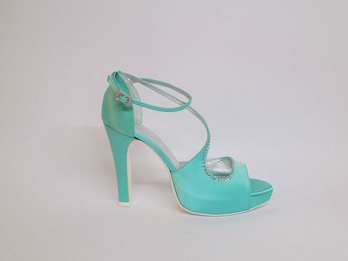 Scarpe Da Sposa Color Tiffany.Matrimonio It Scarpe Da Sposa Su Misura Shoes Tiffany Wedding
