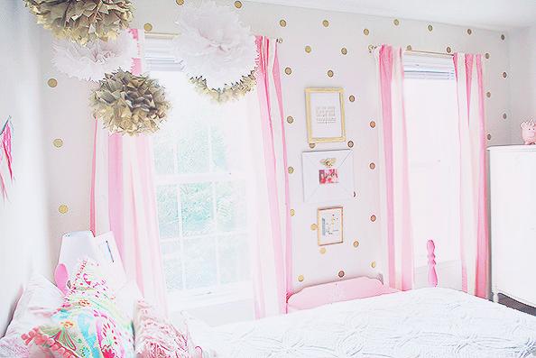 "princesskealie: ""  ☁ Pink Decor Ideas Please do not remove caption or self-promote. """