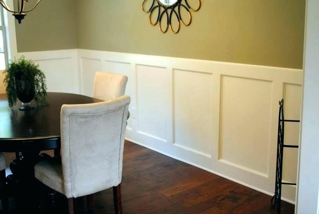 Creative Chair Rail Ideas Google Search Chair Rail Upholstered Chairs Diy Dining Room Paint