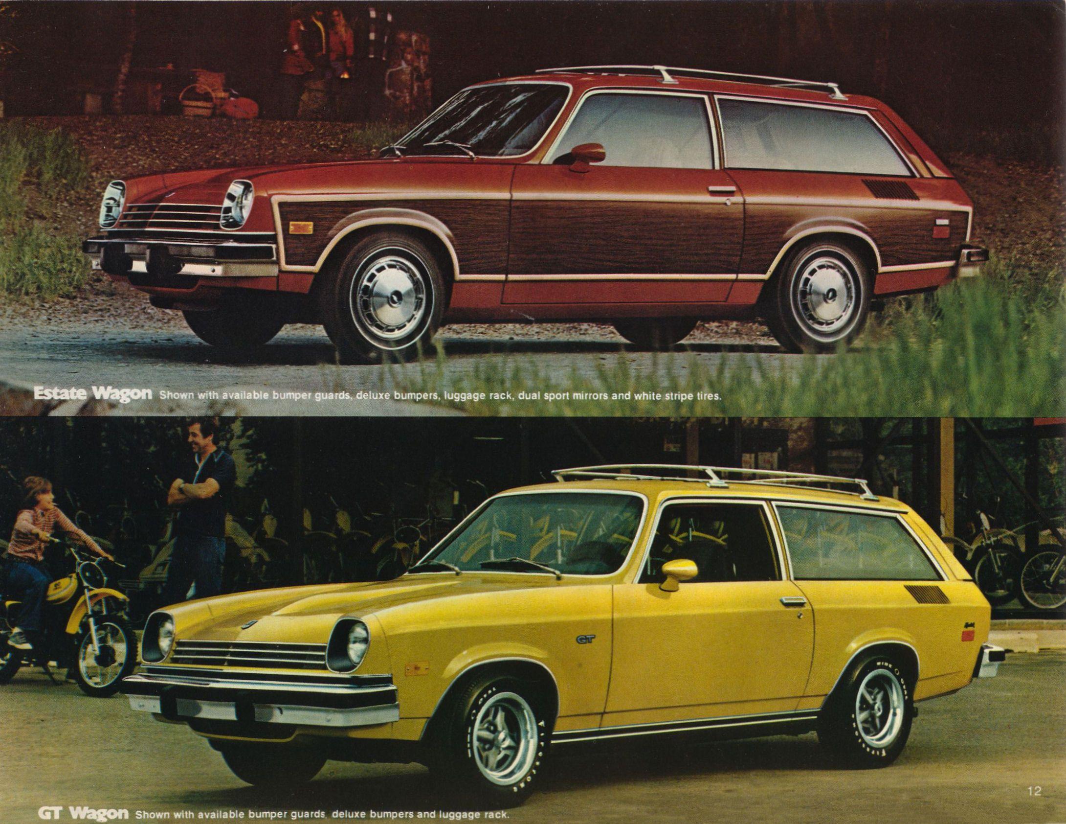 Chevrolet Vega 1976 Chevrolet Vega Chevrolet Vega Chevrolet Car Station