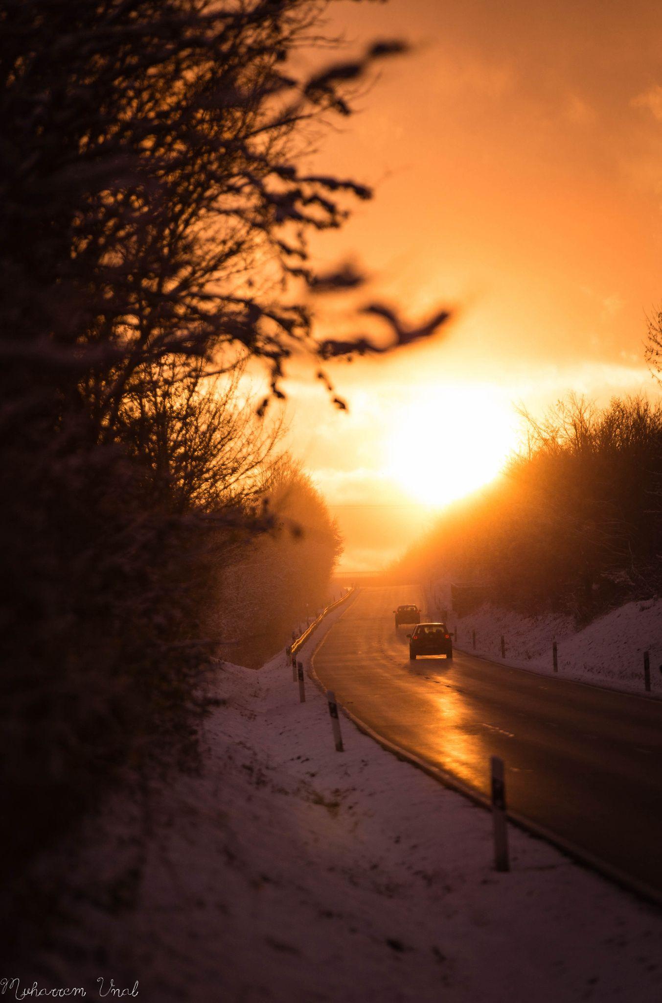 Sunset... by muharrem ünal on 500px  )