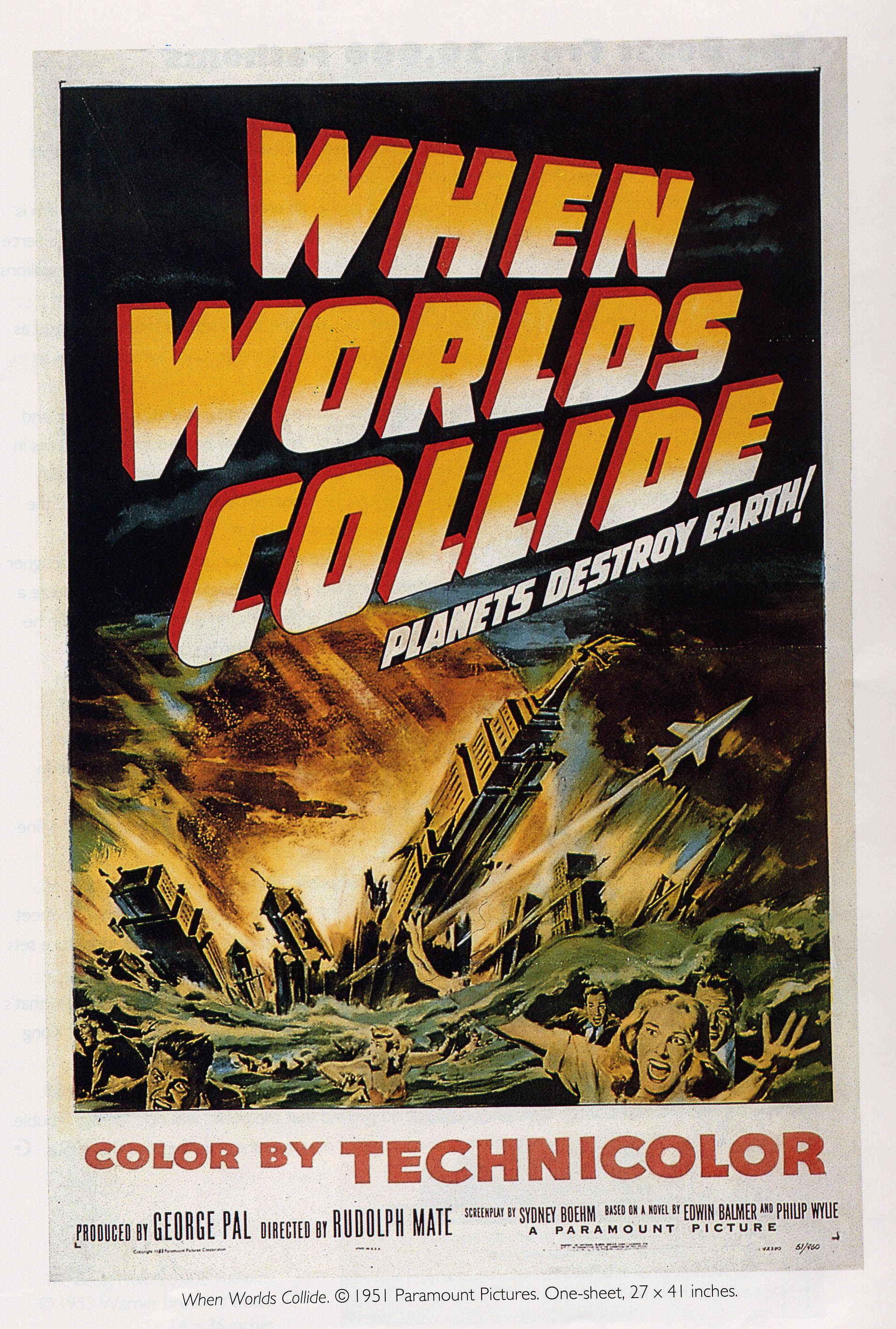 1950s sci-fi movie posters | The Fabulous Fifties in 2019 | Classic