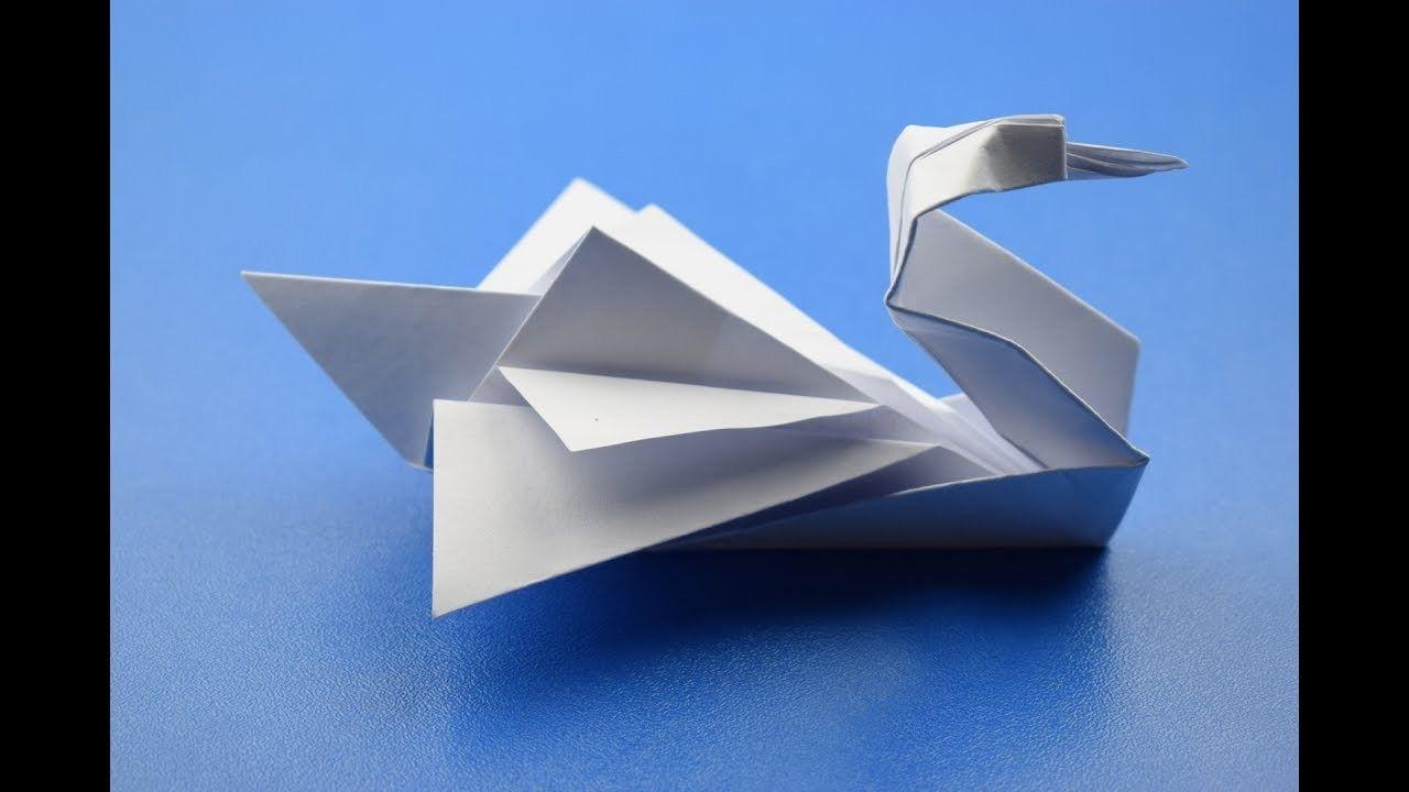 Origami: flapping bird - YouTube | 720x1280
