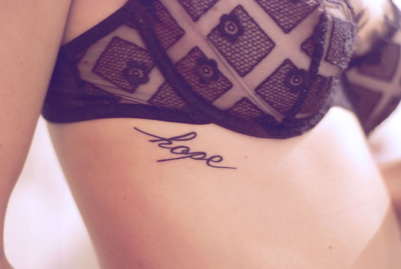 Hope. Want this!