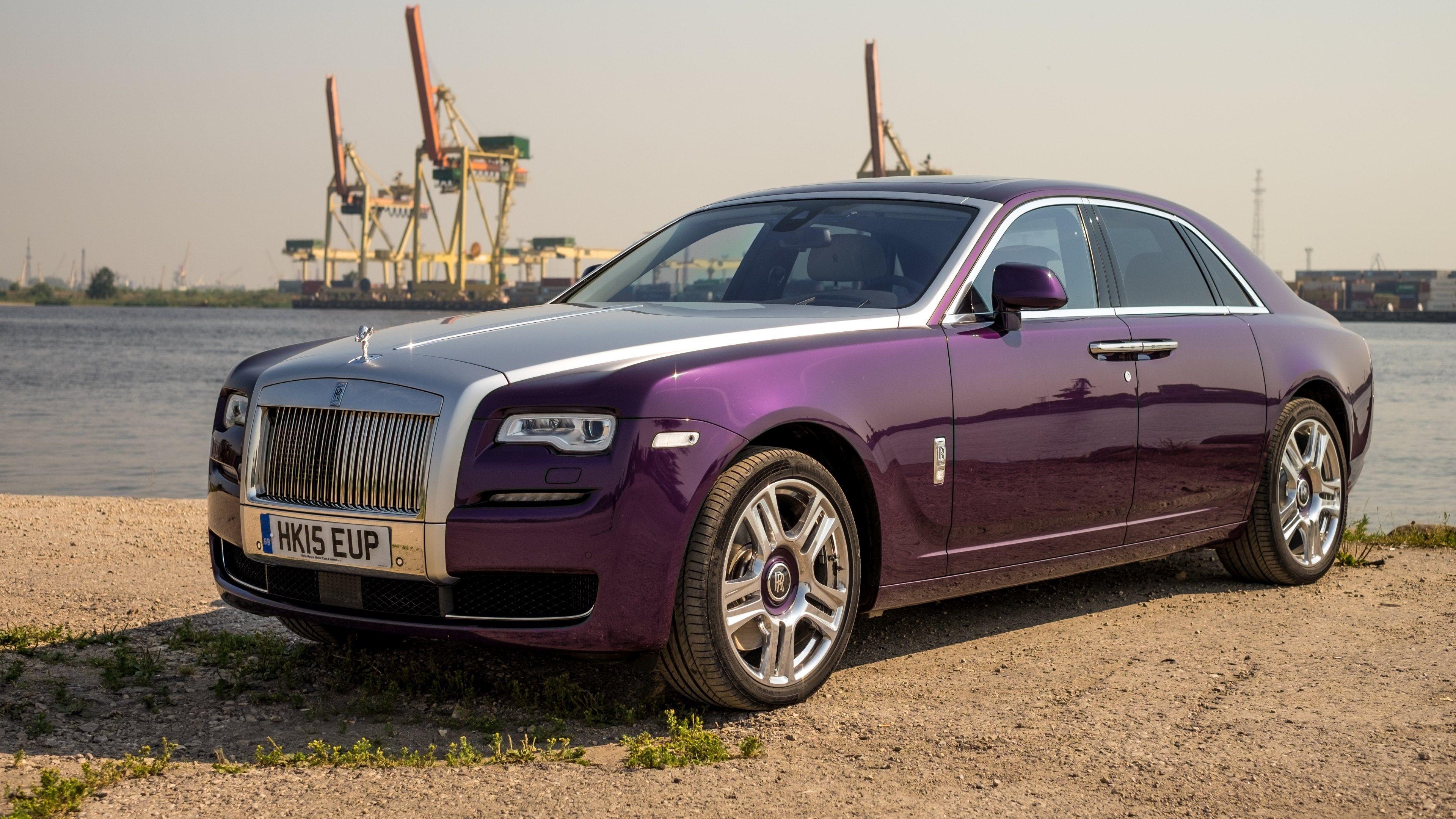 4k Rolls Royce Ghost 3840x2160 Wallpaperscreator Pinterest