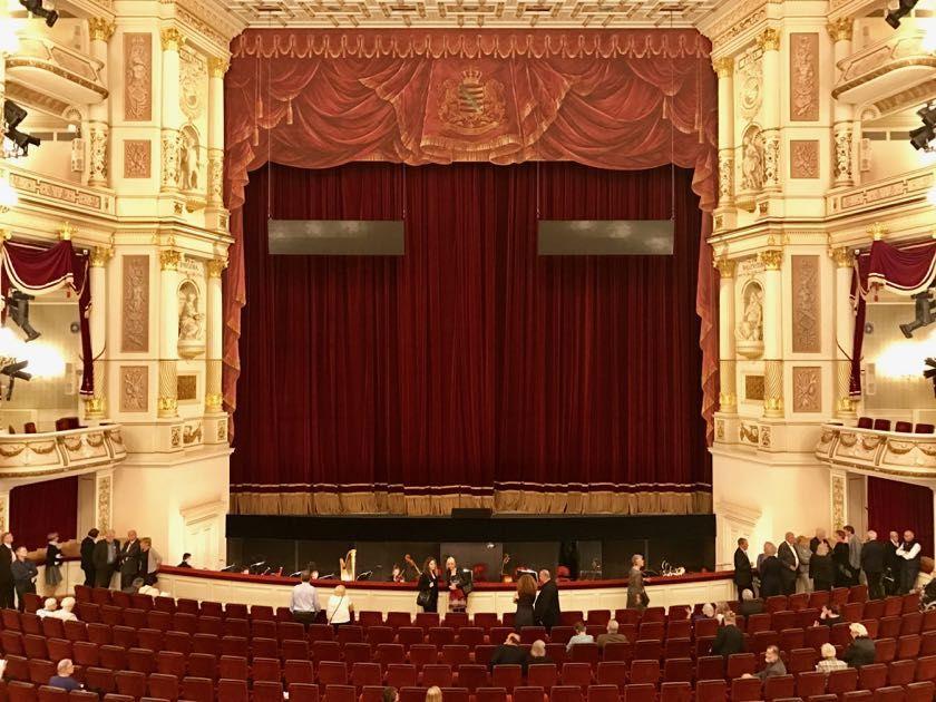 Semperoper Dresden 8211 1 3 Deutsche Oper Semper Oper Semperoper Dresden