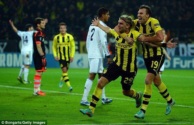 Jose Mourinho Vs Jurgen Klopp Borussia Dortmund United