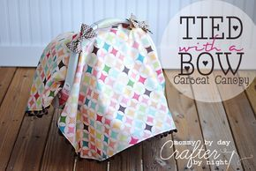 Best Easiest Car Seat Canopy Instructions Ive Seen Cant Wait