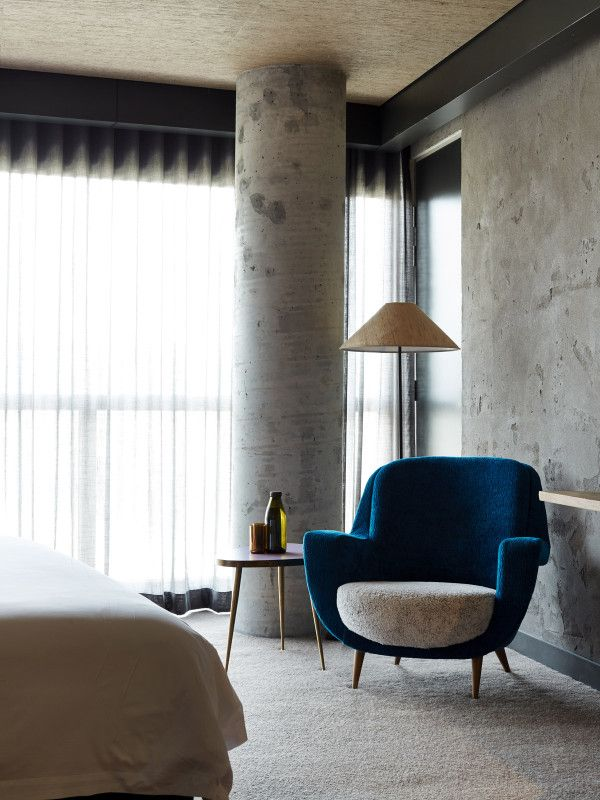 Hotel Room Designs: Hotel Hotel And The Nishi Building