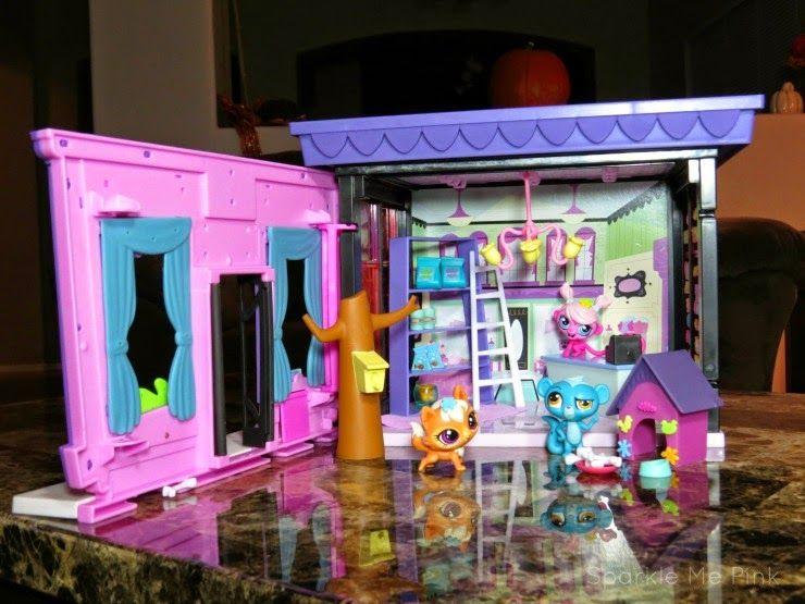 Littlest pet Shop Style Set : Littlest Pet Shop Style Sets REVIEW + Party