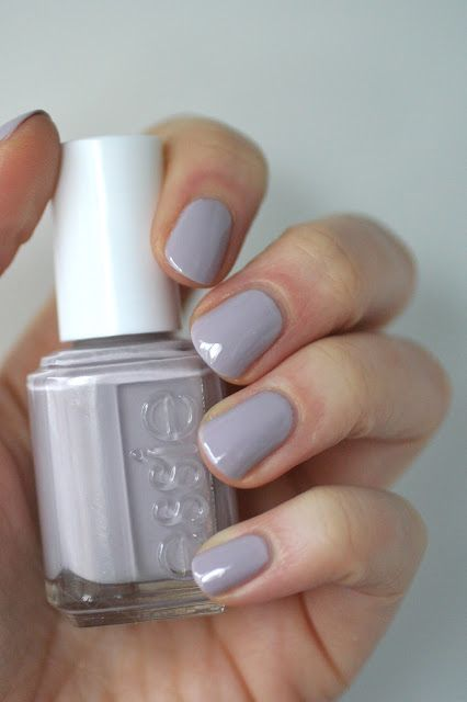 Essie Grey Purples Comparison Lilacism Love Acceptance Bangle Jangle Warm Toasty Turtleneck Merino Cool Smokin Ho Nail Colors Nail Polish Manicure