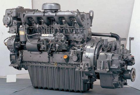 Yanmar Marine Engine 6HA2M-HTE Service Repair Workshop
