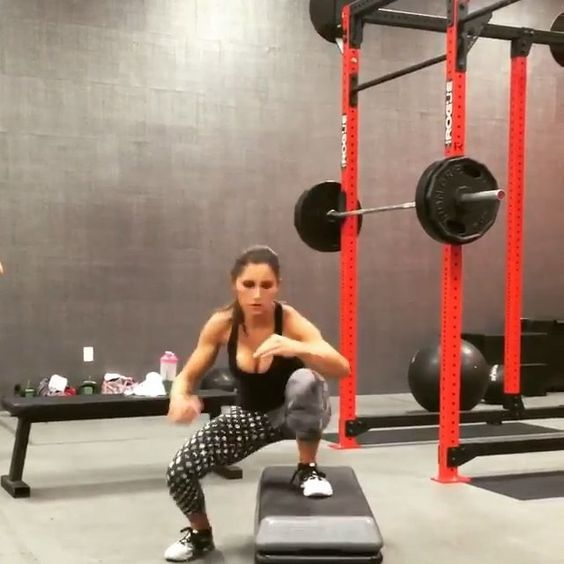 Total Gym Big W: P.L.Y.O. Work W/ @alexia_clark