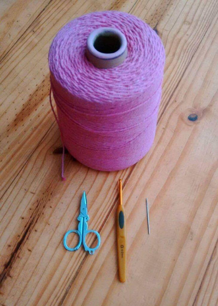 Materiais tapetes de croche de barbante | DIY and crafts | Pinterest