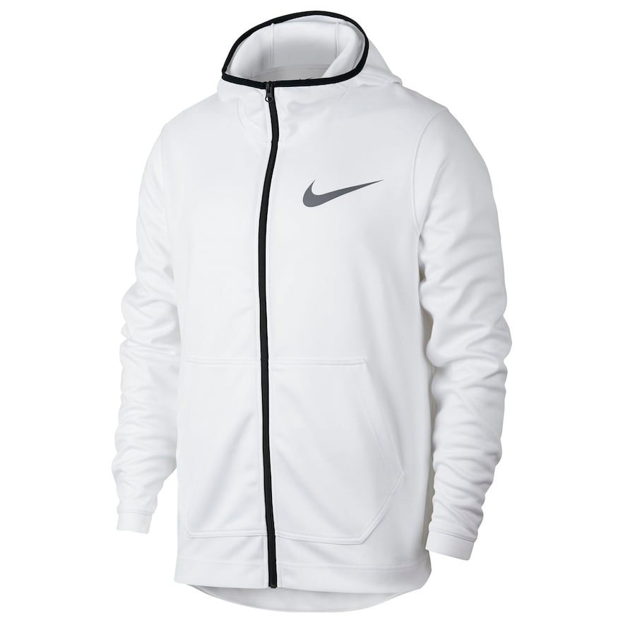 Nike Men's Elite Stripe Full Zip Hoodie