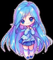 [+video] Commission - Sapphire by Hyanna-Natsu