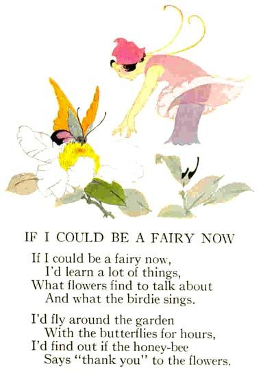 Cute Fairy Poem Fairy Quotes Fairy Fairy Magic