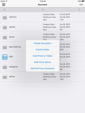 pdf creator iphone app