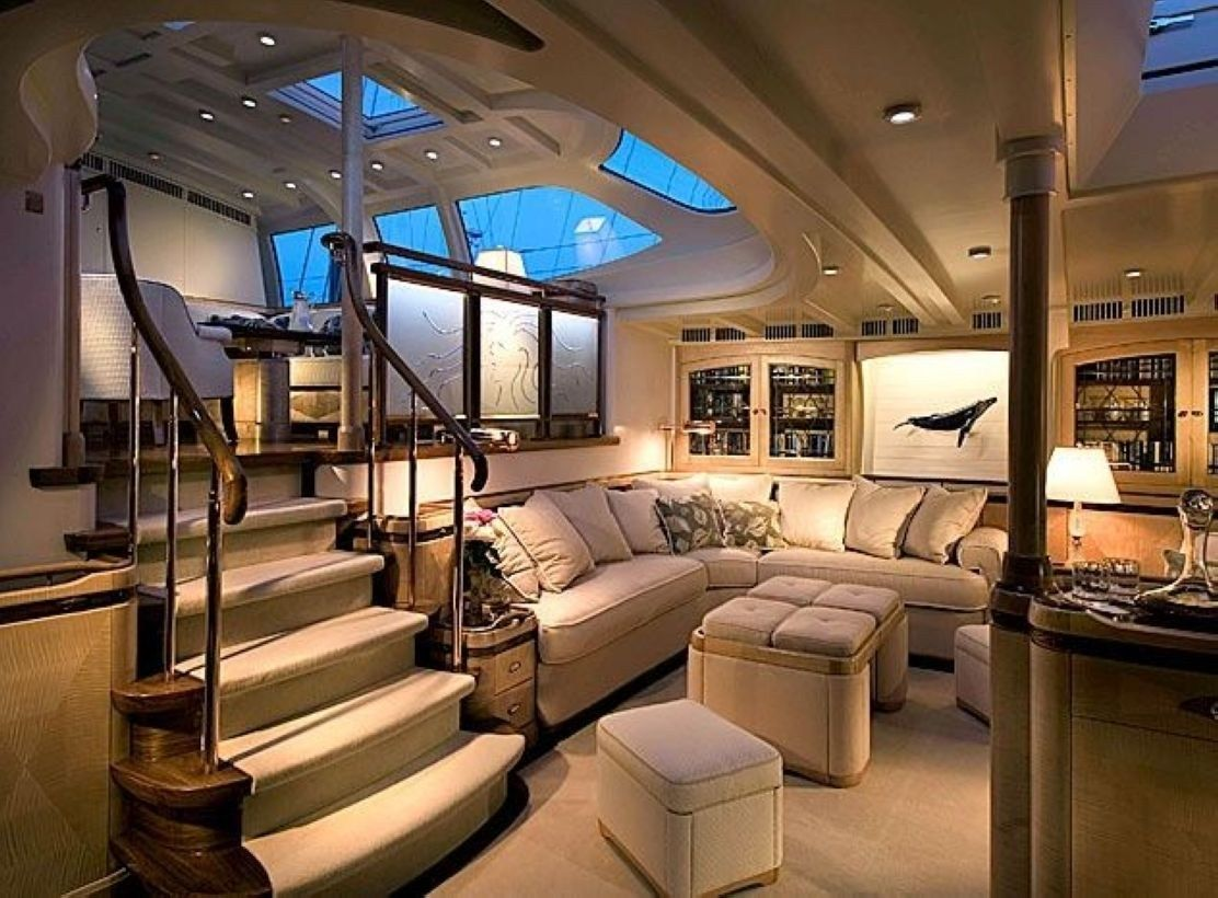 43 Cozy Interior Rv Large For Your Family Luxury Yacht Interior