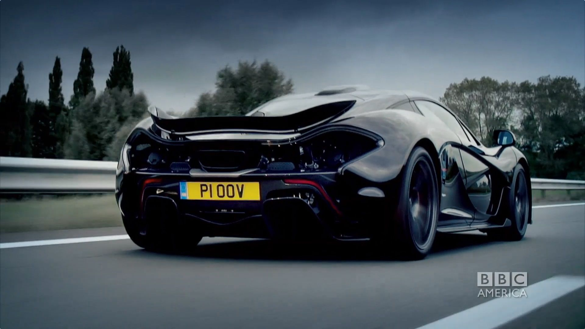 Mclaren P1 Top Gear Bbc Top Gear Mclaren Top Gear Uk