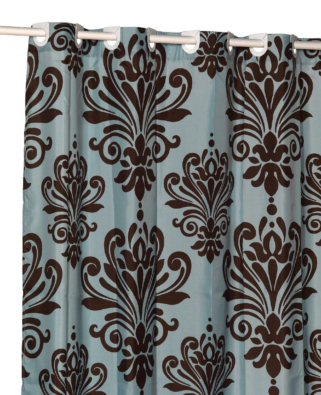 Blue And Brown Curtains Cheap Sale Blue And Brown Curtains