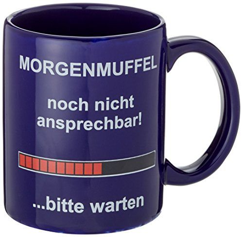 Fun Tasse Morgenmuffel Lustiger Kaffeebecher mit Spruch v... https://www.amazon.de/dp/B006UJVEBE/ref=cm_sw_r_pi_dp_x_m0vByb9Z57FP2