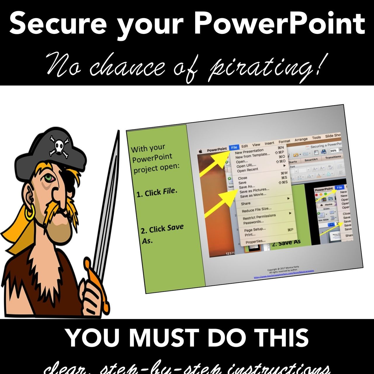 PowerPoint How to Secure and Protect Your PowerPoint