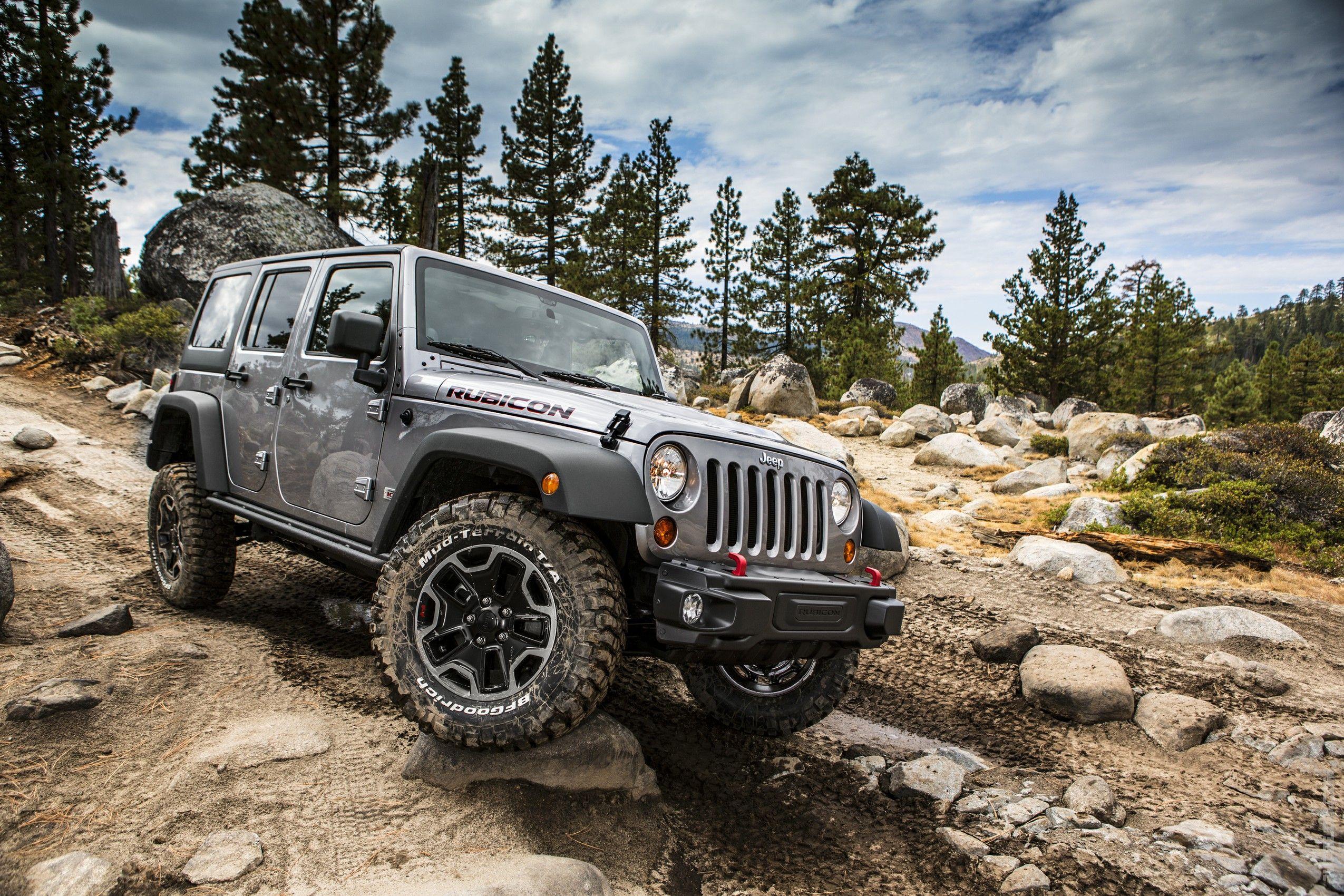 2013 Jeep Wrangler Rubicon 10th Anniversary Jeep
