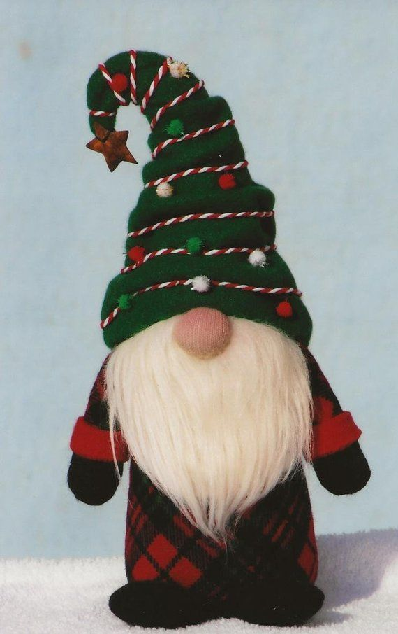 Gnome for the Holidays E Pattern #christmasgnomes