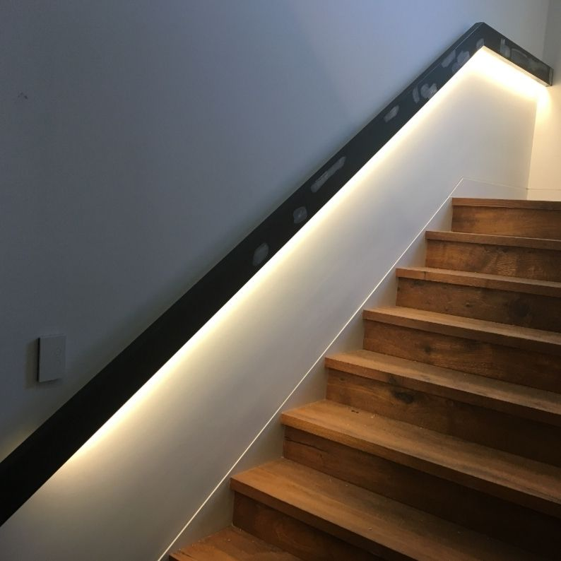 Exterior Lightingdesign Ideas: TOVO Lighting On Instagram: How To Make Your Hand Rail