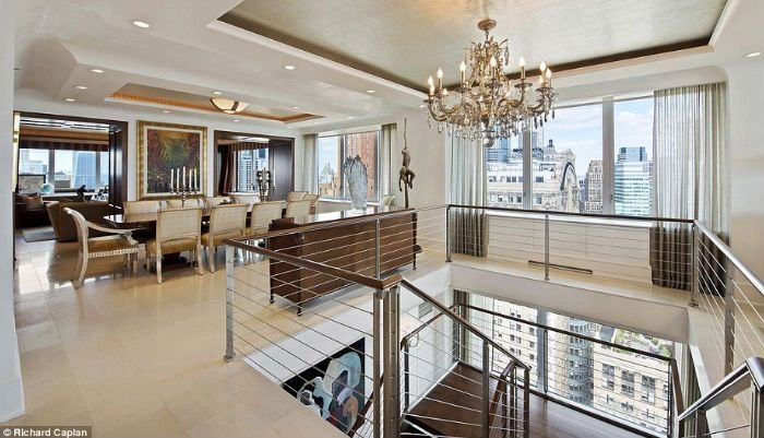 Most Expensive Apartment In Manhattan Goes On Sale For ...