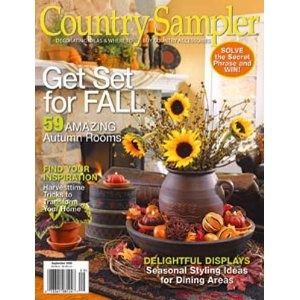 Americas original decorating idea  source book for those who love primitive, Americana, and traditional country styles. Crafts, furnishings, folk art, collectibles, accessories are available for purchase. magazines-i-love