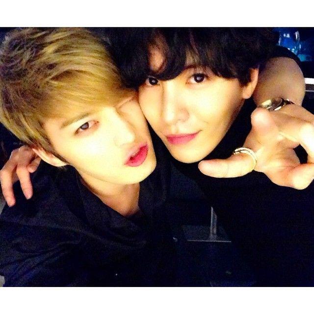 No Minwoo shares a new selca with JaeJoong
